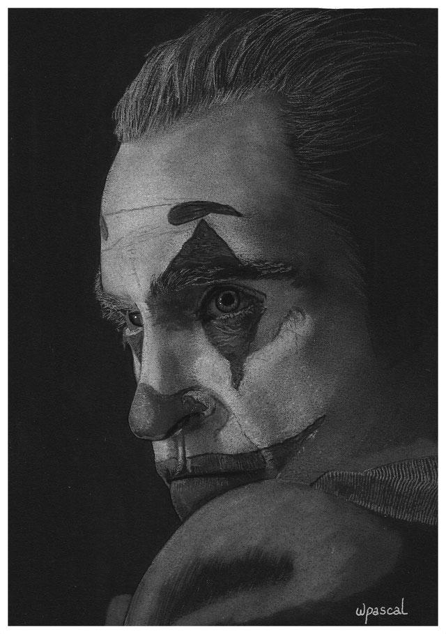 Joaquin Phoenix por wpascal